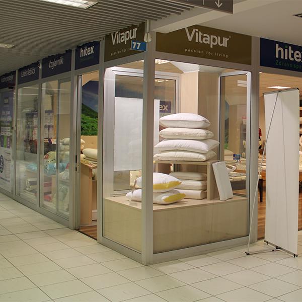Trgovina Vitapur-Hitex - Ljubljana