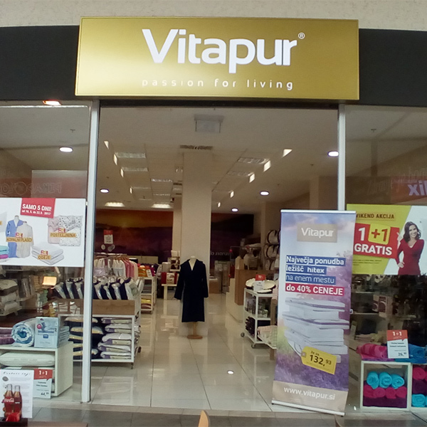 Trgovina Vitapur - Kamnik